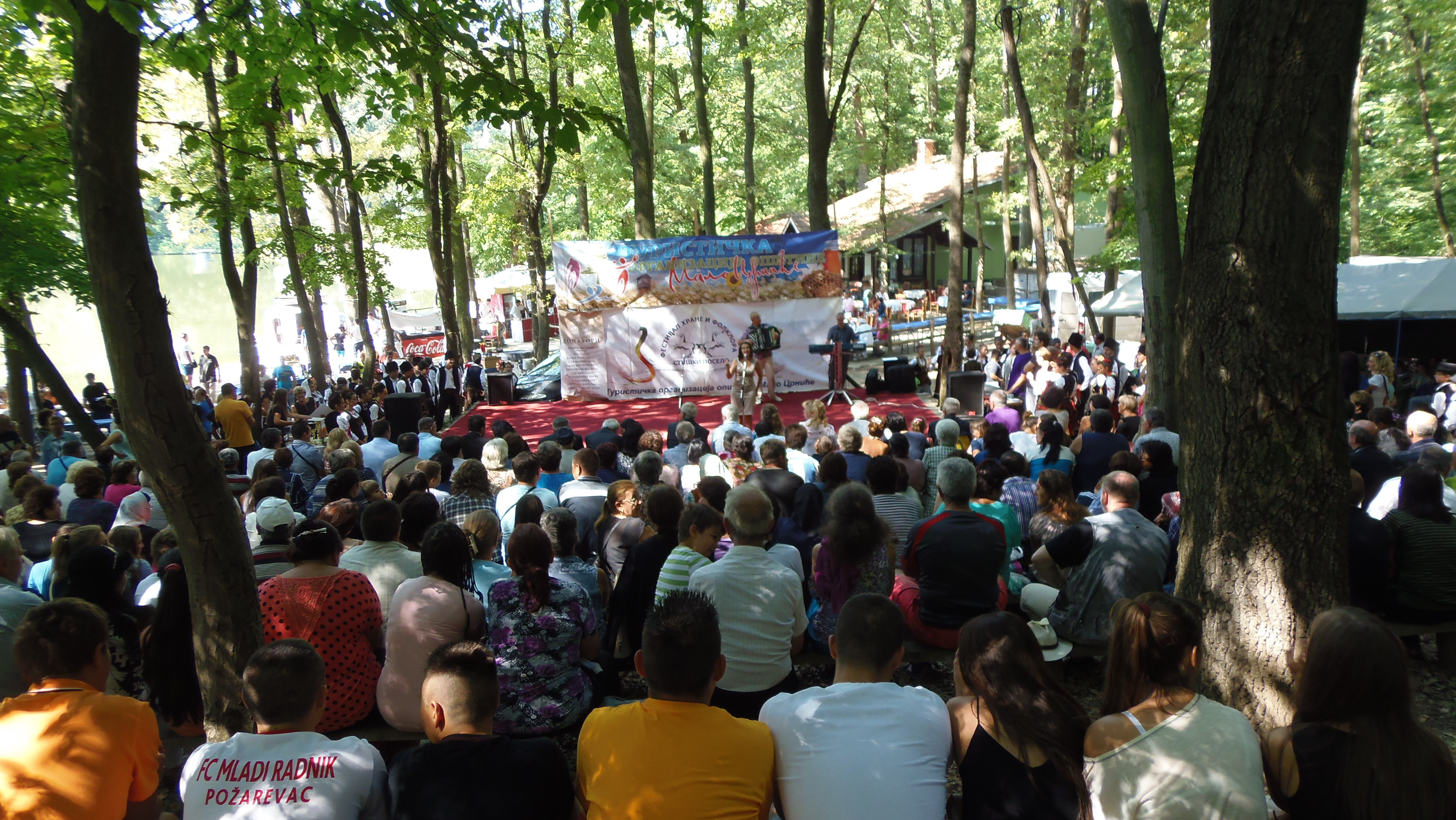 Донатори манифестације Стишко посело 2014