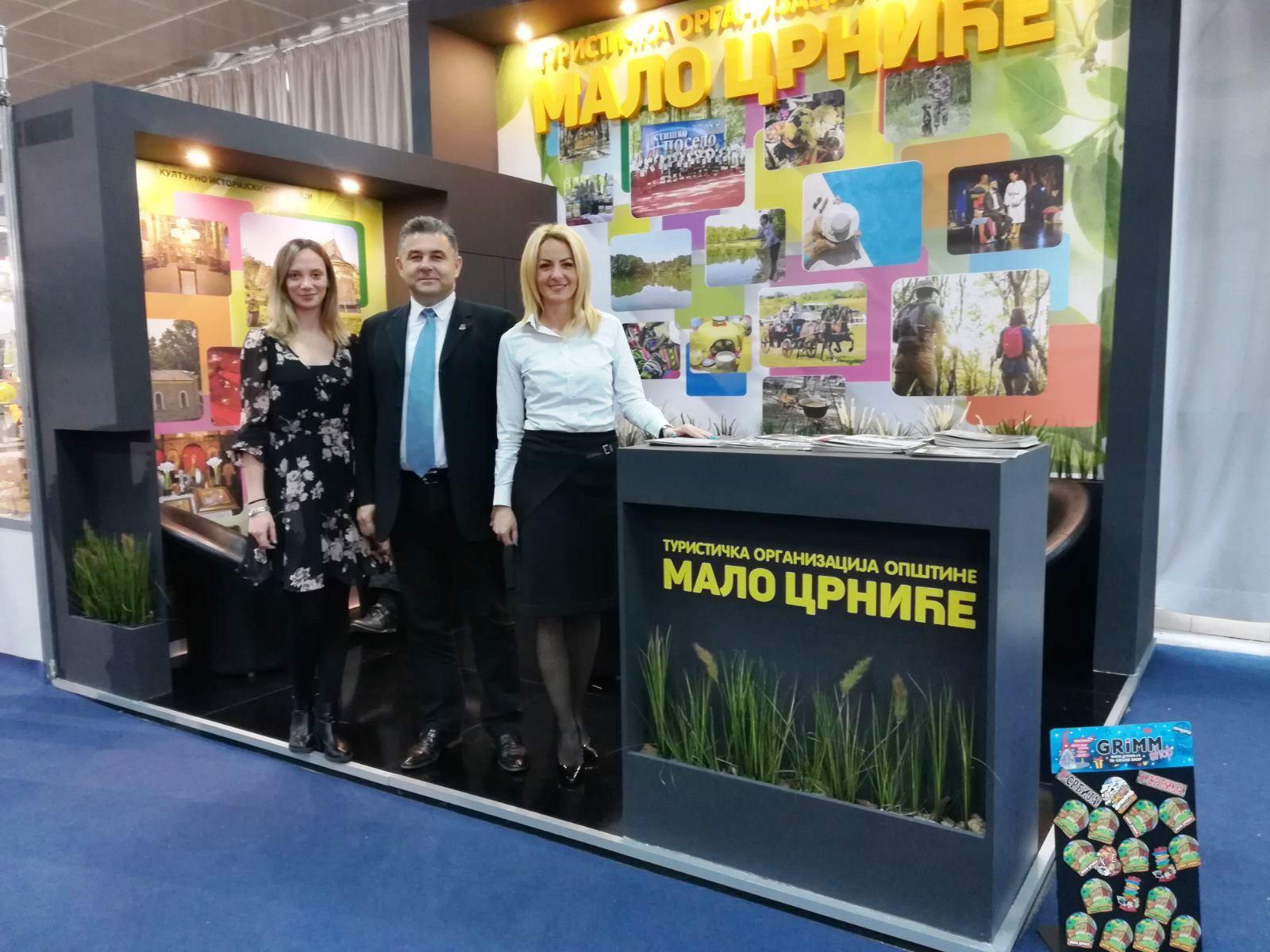Сајам туризма 2020 у Београду