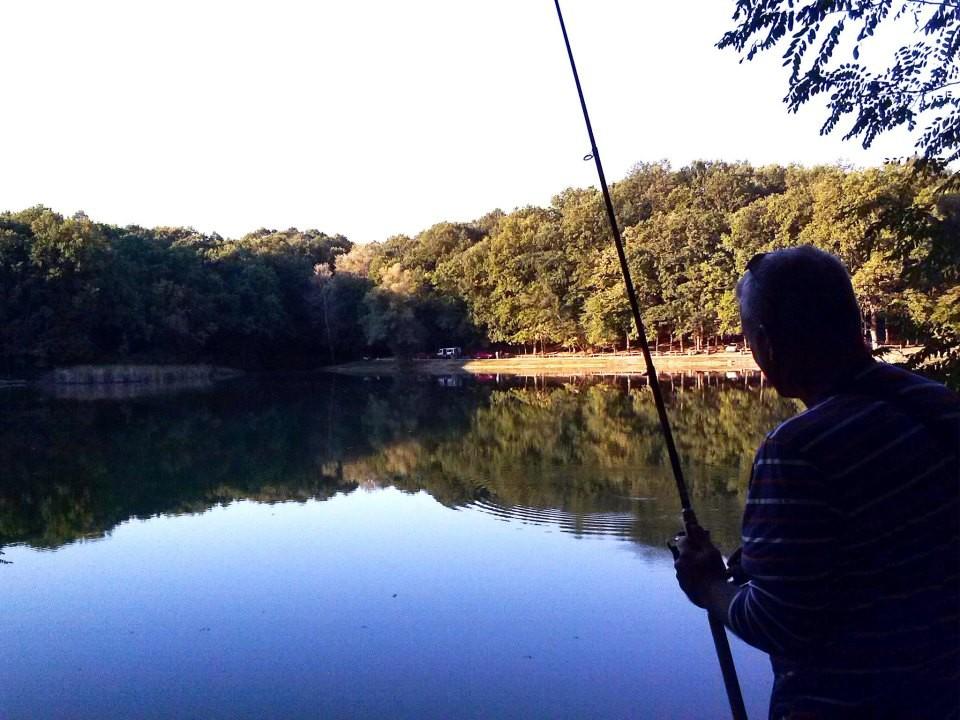 Језеро Заова